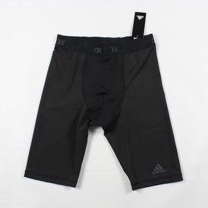 New Adidas Basketball Premium Spandex Shorts 2XL